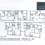 floor-plan-level-9-to-22