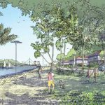 lush-landscaped-shoreline-of-gurney-green-at-seri-tanjung-pinang-phase-2