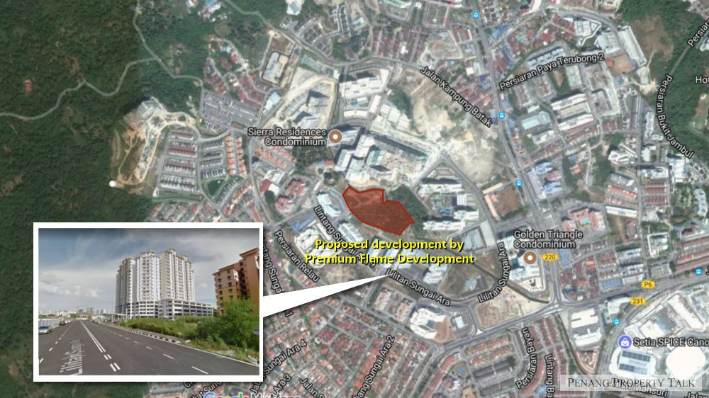 proposed-sungai-ara-premium-flame-development
