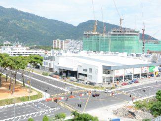 air-itam-new-link-road