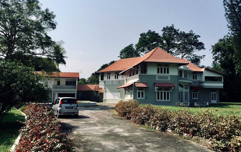 tunku-house